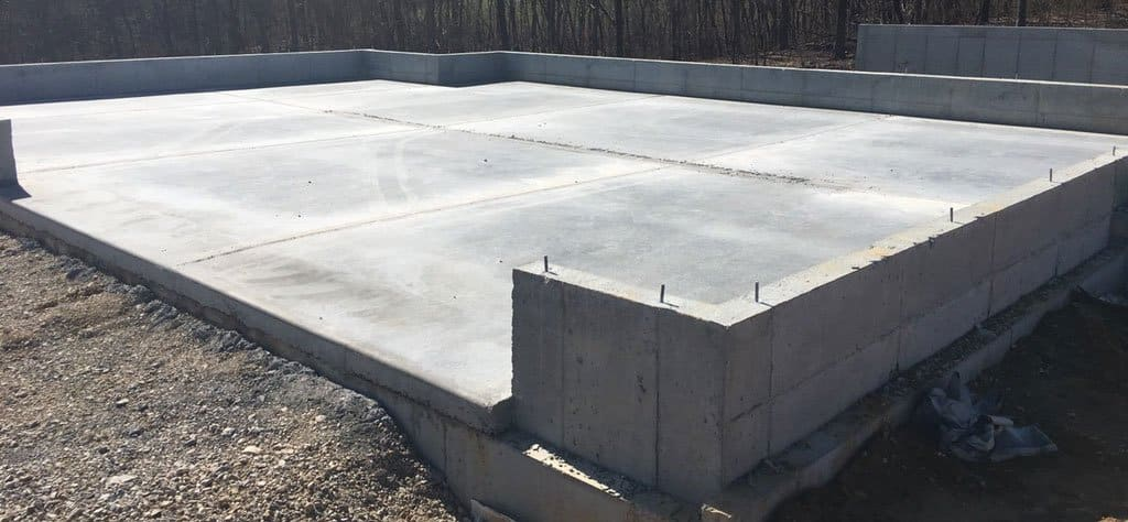 Slab Foundation | Reinbrecht Homes