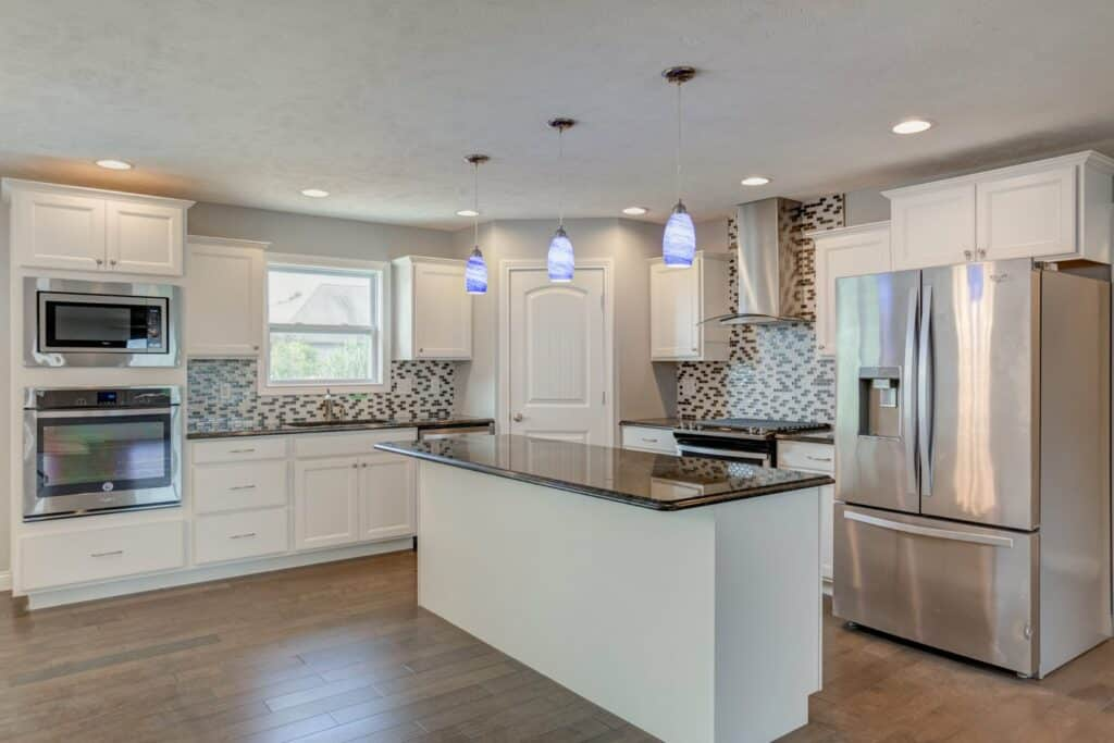 Evansville Home | kitchen and countertops