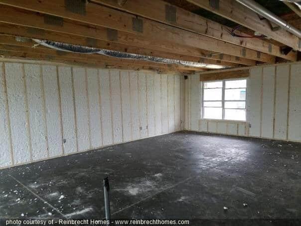 Spider Plus Insulation | Reinbrecht Homes